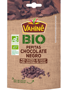 Pepitas de chocolate negro BIO